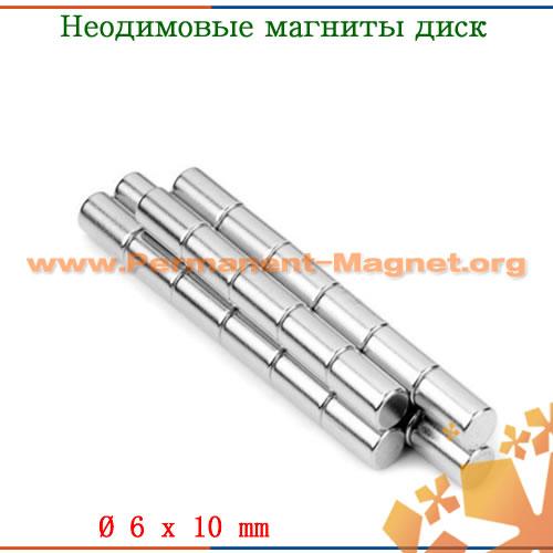 неодимовые магнит дисковые